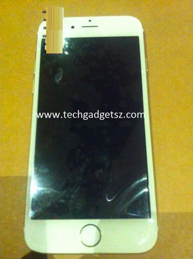 iPhone 6s : photo volée 2