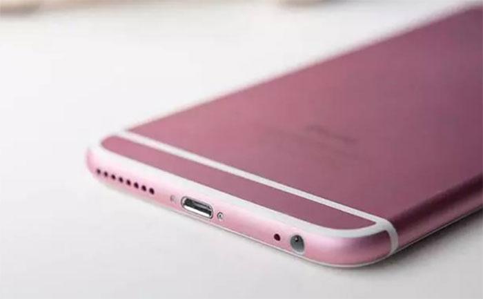 iPhone 6s rose : photo 1