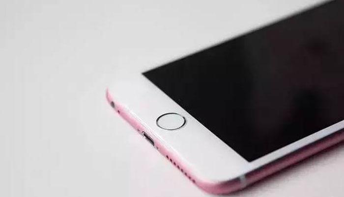 iPhone 6s rose : photo 3