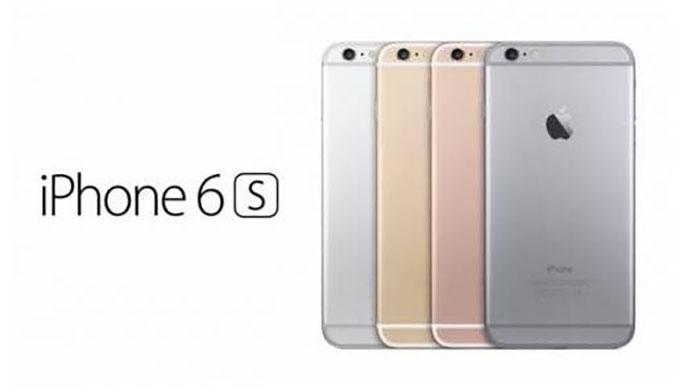 iPhone 6s rose : photo 4