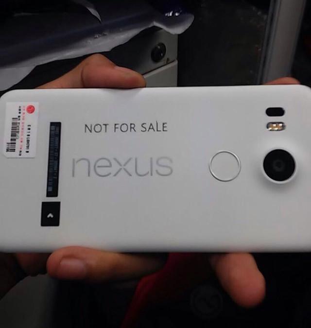 Photo Nexus 5 2015