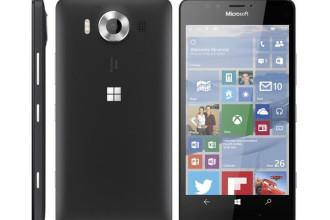 Lumia 950 : rendu 2
