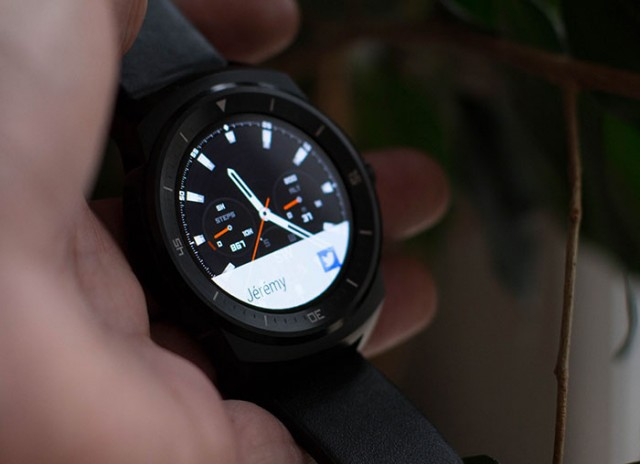 MAJ LG G Watch R
