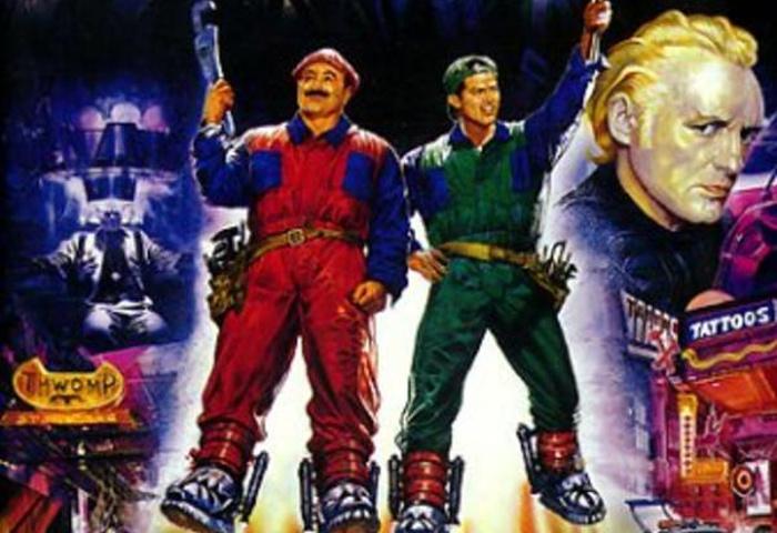 Mario en film