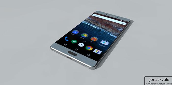 Concept Nexus 6 2015 : image 4