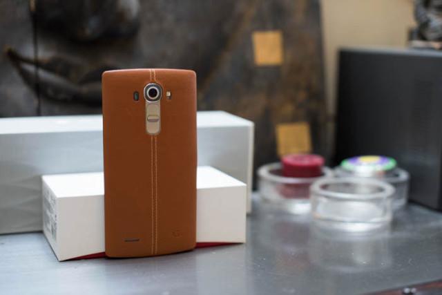 Nouveau téléphone LG