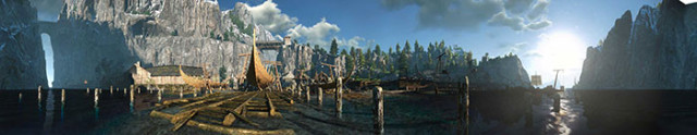 Panorama The Witcher 3 : image 1