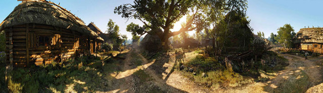 Panorama The Witcher 3 : image 4