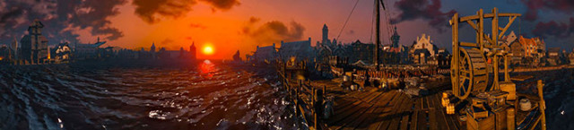 Panorama The Witcher 3 : image 5