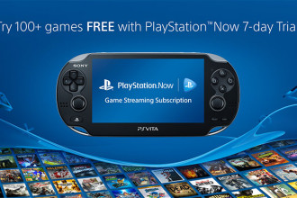 PlayStation Now PS Vita