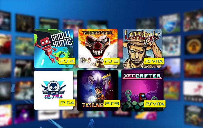 PlayStation Plus : les jeux gratuits du mois de septembre 2015