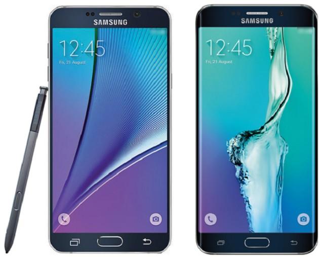 Pas de port micro SD pour le Samsung Galaxy Note 5 ?