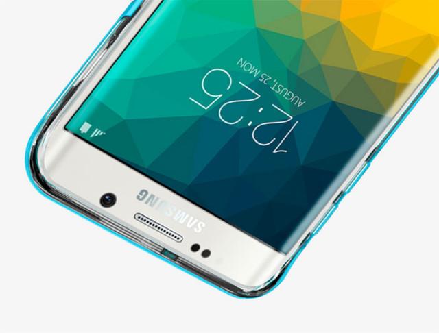 Rendu Galaxy S6 Edge+
