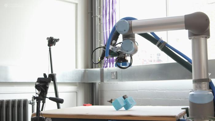 Robot mère