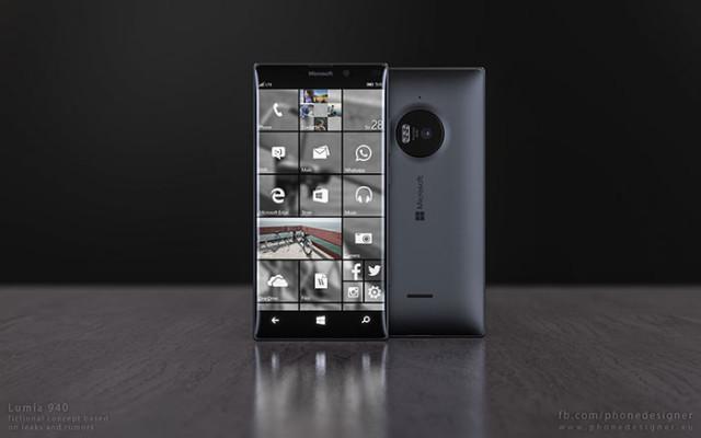 Rumeurs Lumia 950