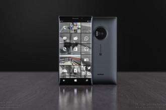 Lancement Lumia 950/950 XL