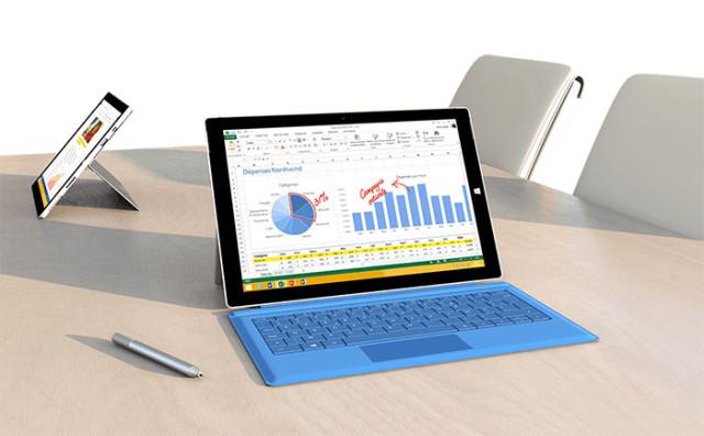 Deux Surface Pro 4