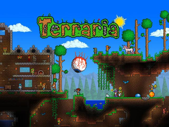Terraria Nintendo