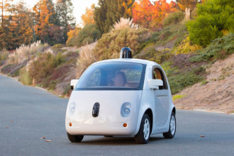 Voiture autonome de Google