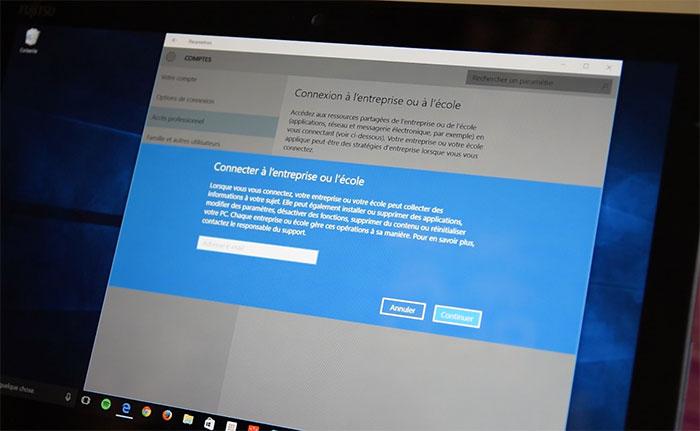 Windows 10 Paramètres : photo 11