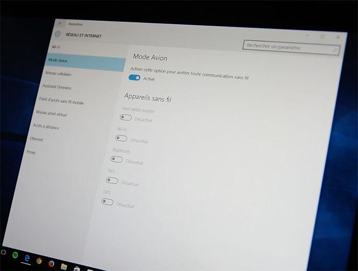 Windows 10 Paramètres : photo 14