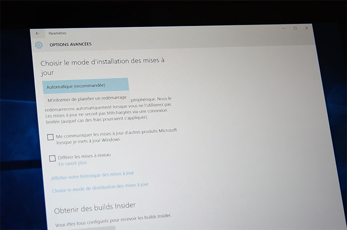 Windows 10 Paramètres : photo 18