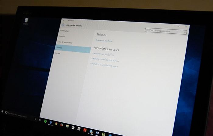 Windows 10 Paramètres : photo 3