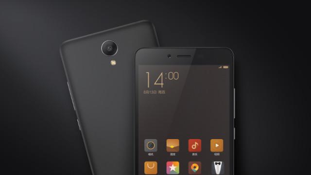Ventes Xiaomi Redmi Note 2