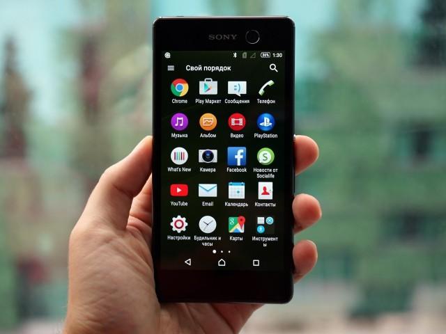 Sony : le Xperia C5 Ultra et le Xperia M5 se dévoilent en ...