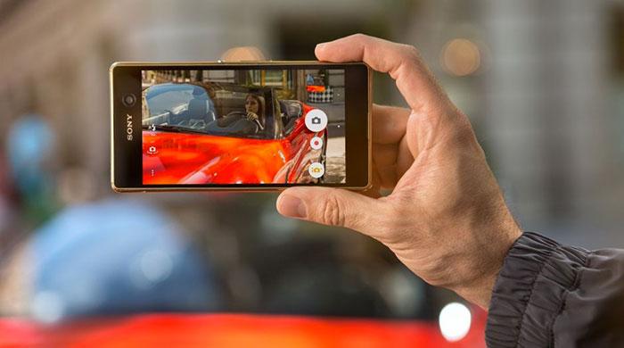 Sony Xperia M5 : photo 4