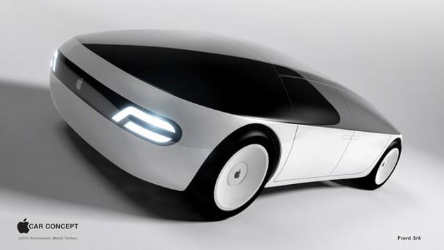 apple une voiture lectrique pour 2019. Black Bedroom Furniture Sets. Home Design Ideas