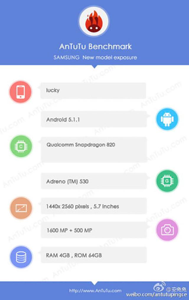 Bench Galaxy S7 sept15