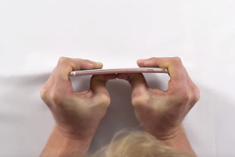 #BendGate iPhone 6s Plus