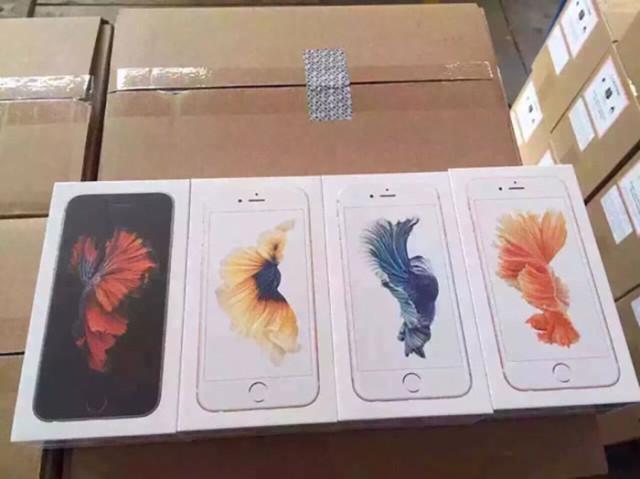 Boite iPhone 6s : image 1