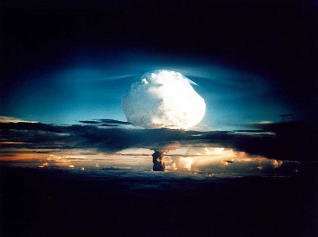 Bombe nucléaire Mars
