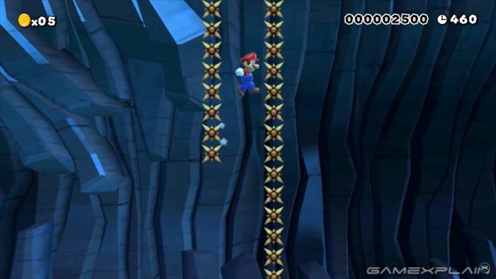 Bug de Super Mario Maker