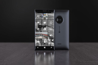 Lumia 950 XL capture specs