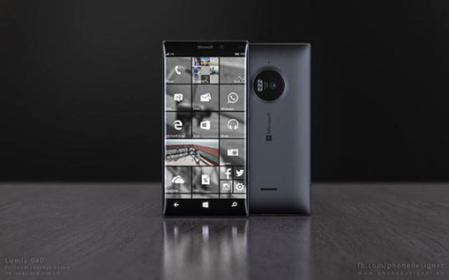 Lumia 950 XL capture specs