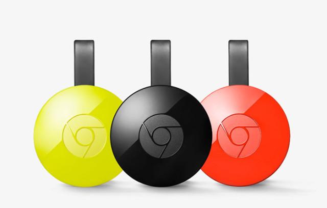 Tout sur le Chromecast et sur le Chromecast Audio