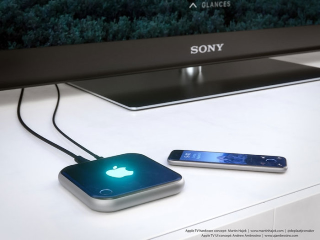 Concept Apple TV : image 1