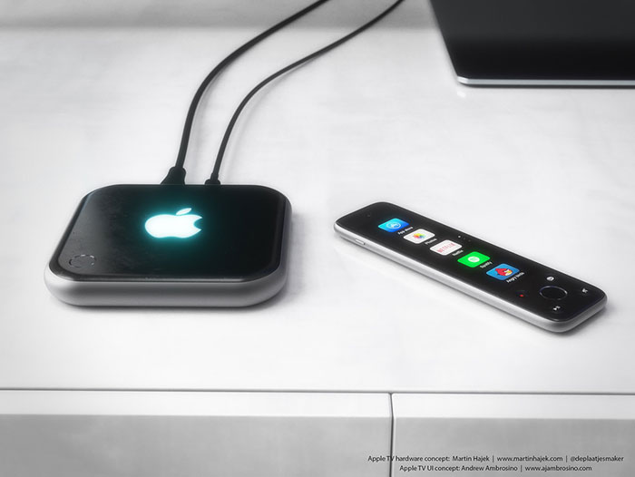 Concept Apple TV : image 2