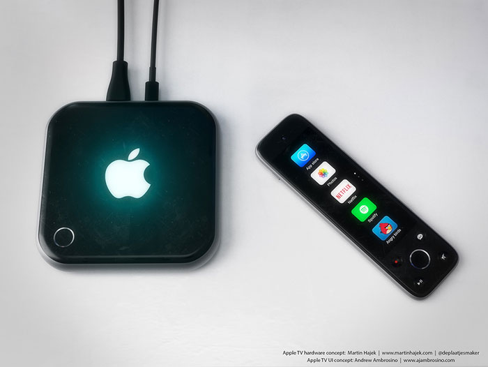 Concept Apple TV : image 3