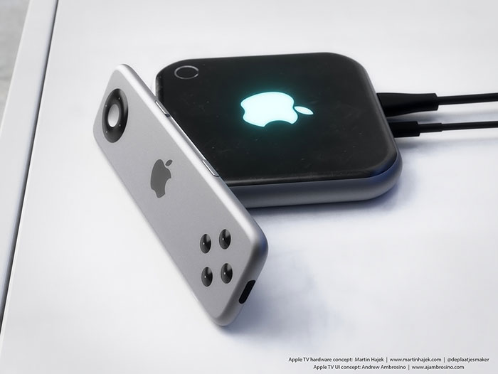 Concept Apple TV : image 4
