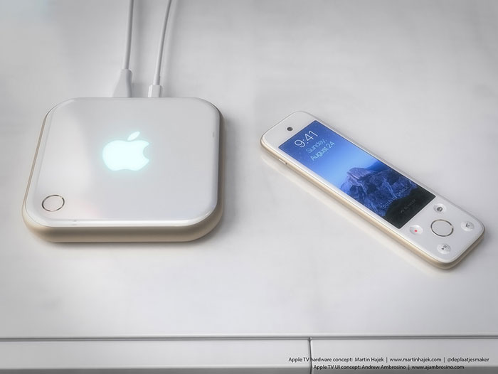 Concept Apple TV : image 8