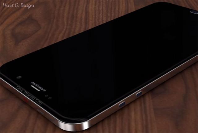 Concept Galaxy S7 Edges