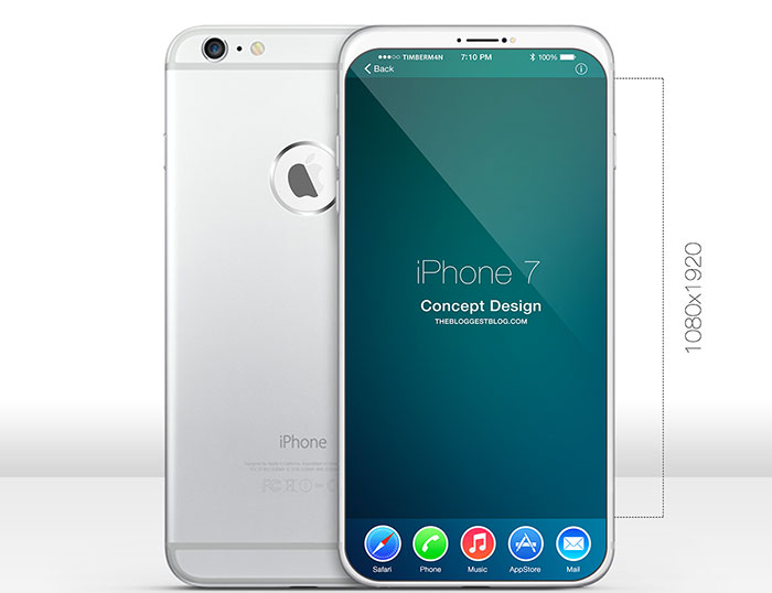 Concept iPhone 7 Artem : image 2