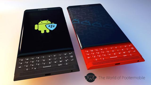 Concept BlackBerry Venice Color : image 1