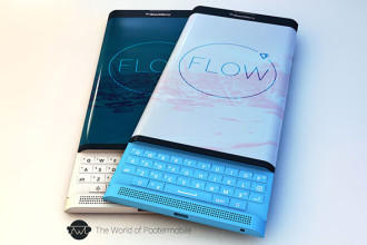 Concept BlackBerry Venice Color : image 3