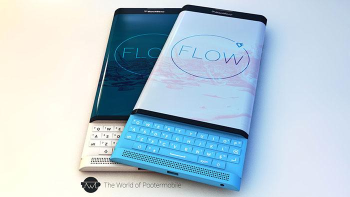 Concept BlackBerry Venice Color : image 3