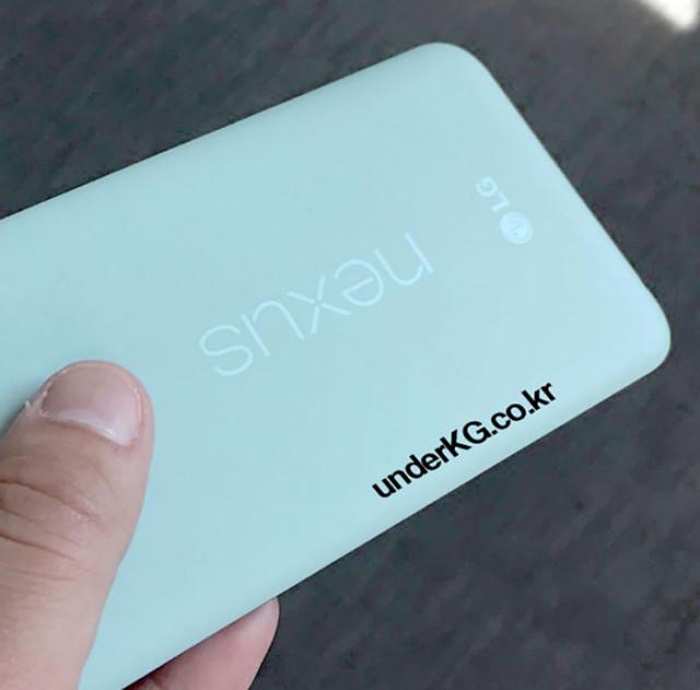 Coque Nexus 5X : image 1